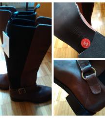 Usnjeni škornji MANGO 'Violetta'