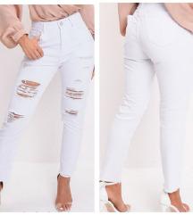 Nove ripped jeans hlače AKCIJA !
