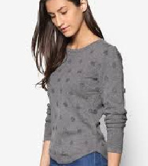 Mango DOTS pulover