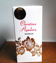 Nov Christina Aguilera - Woman parfum 30ml