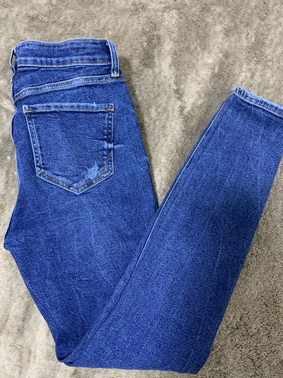 River island riped jeans