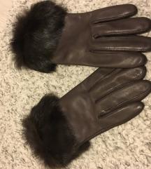 Usnjene rokavice Roeckl
