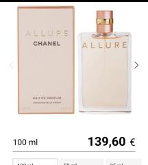 Chanel allure original