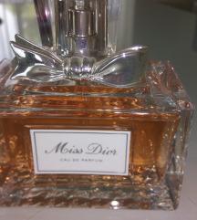 Miss Dior 100 ml parfum tester