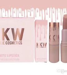 Kylie Kim Kardashian Kkw Matte Lipstick