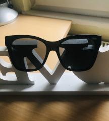 črna sončna očala QUAY - NOVA!