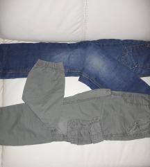 fant 128/134 (6 parov hlač, 3 x podložene)