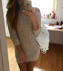 Daljši puloverček, oblekca