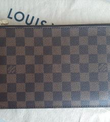 Pochette Louis Vuitton original damier ebane REZZ