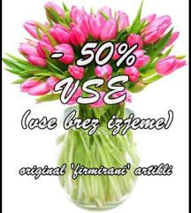 ❤️ VIKEND -50% ❤️