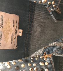 otroska jeans jakna