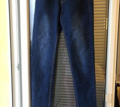 Temno modre jeans hlače Two Way