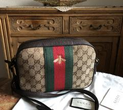 ❤️  GUCCI ORIGINAL TORBICA BEE ❤️
