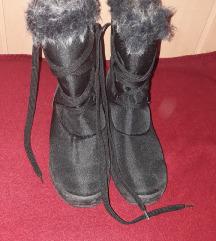 Novi škornji za sneg