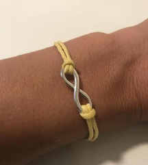 Infinity zapestnica NOVA