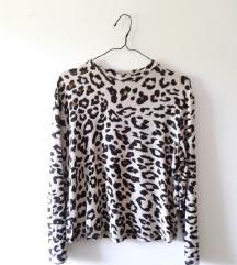 H&M leopardji pulover