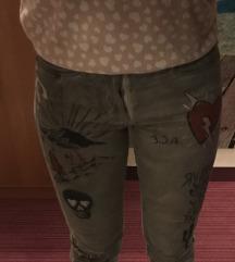 Please jeans xs/s
