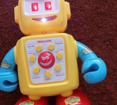 Govoreci robot