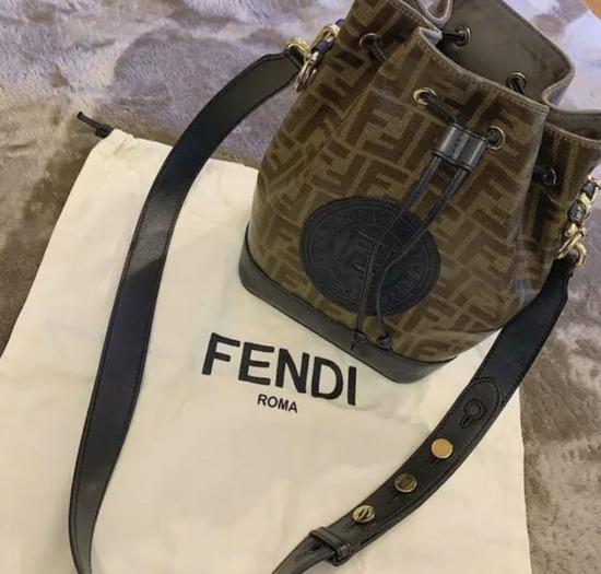 Originalni Fendi Mon Tresor bucket