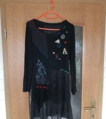 Obleka/tunika v stilu Desigual