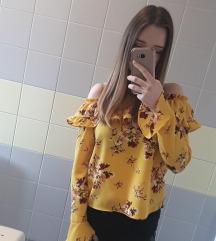 Majčka off the shoulder H&M