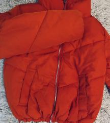 Oranžna bunda