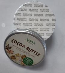 Butters kakavovo maslo s kokosovim oljem