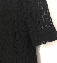 H&M čipkasta obleka