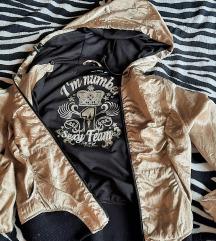 Tally Weijl zlata jaknica