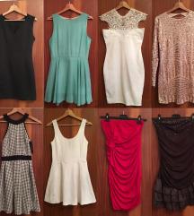 Kratke oblekce