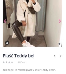 Plasc Teddy ❗️PRODANO❗️
