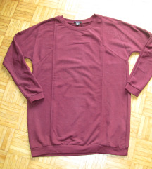 Oversize pulover XS/S