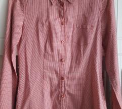 Rdeča karirasta srajca ESPRIT