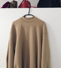 NOVO! Bershka nude pulover