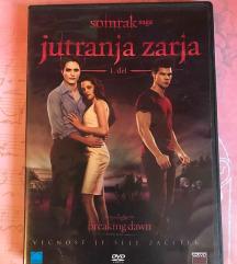 Film SOMRAK SAGA: JUTRANJA ZARJA 1.DEL - DVD