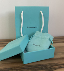 Tiffany & Co. Mini Double Heart Pendant