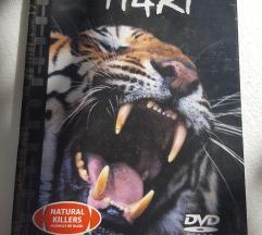 Dvd tigri Novo