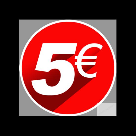 Vsi cevlji 5 eur