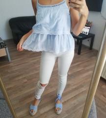 Bele hlace / srajcka
