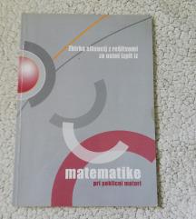 Zbirka situacij z rešitvami matematika