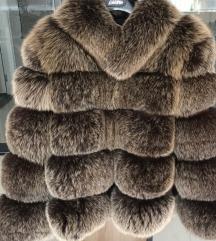 AKCIJA samo 310 e!! Krznena jakna