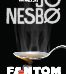 Leposlovje/kriminalka Jo Nesbo: Fantom (nova)