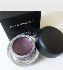 MAC eyeliner gel (macroviolet)