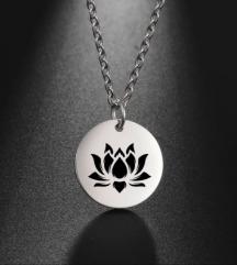 Ogrlica-simbol Lotosov cvet