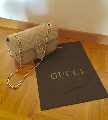 Gucci bež torbica