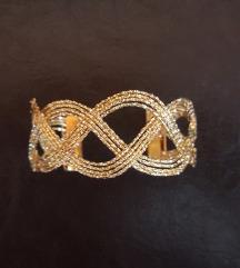 Nova zlata zapestnica ❤️