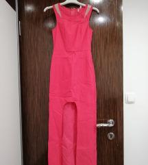 Elasticna ozka obleka xs NOVA