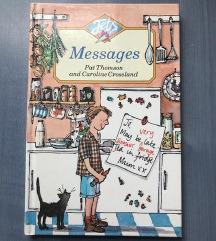 Knjiga Messages za otroke v angleščini
