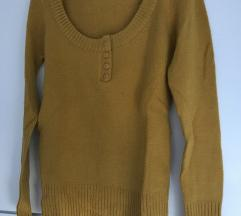 Rumen pulover