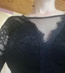 Nova obleka-čipka rokav